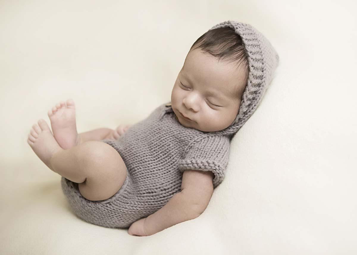 newborn-grey-jumpsuit-and-hat