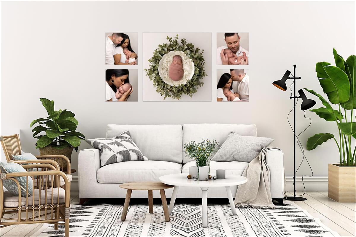 Room view 3 | Newborn Photography Western Sydney