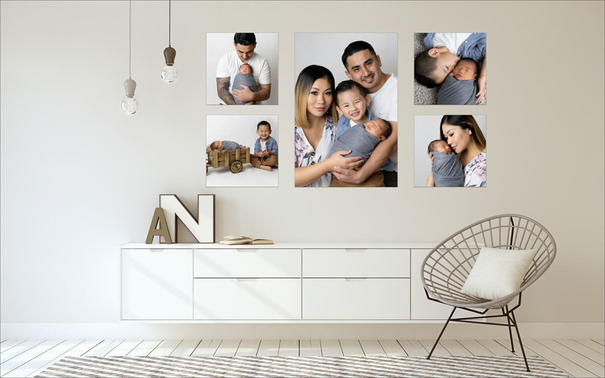 Room view | Newborn Photography Western Sydney